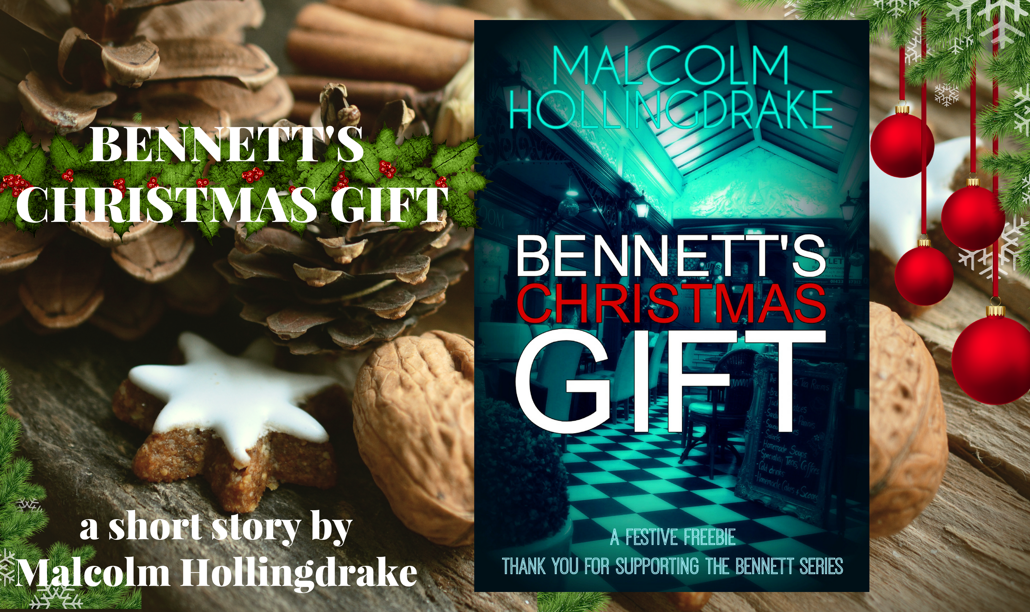 Blog Post Image Bennett's Christmas Gift MH