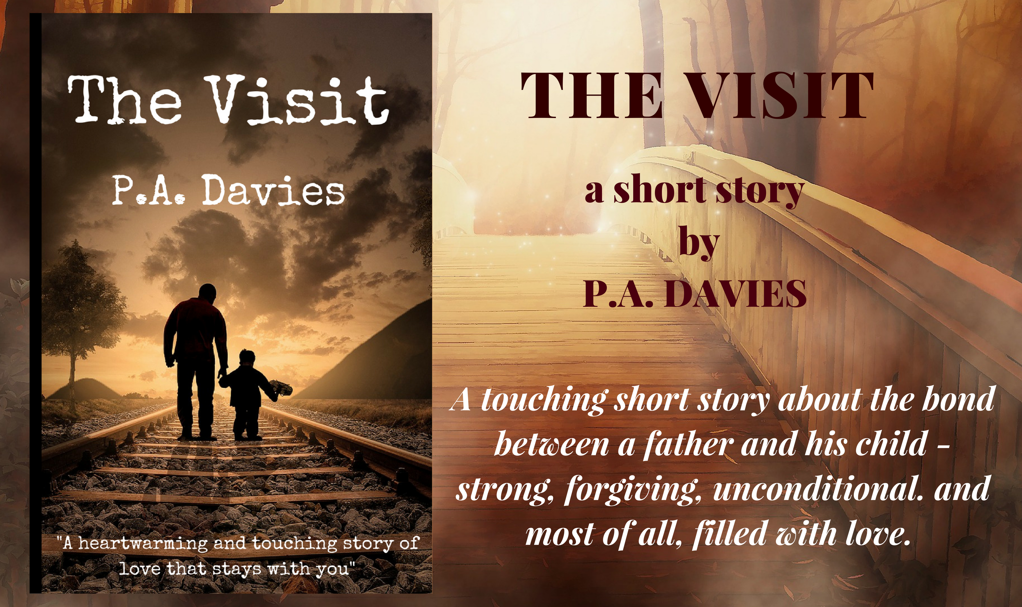 Blog Post Image The Visit - P.A. Davies