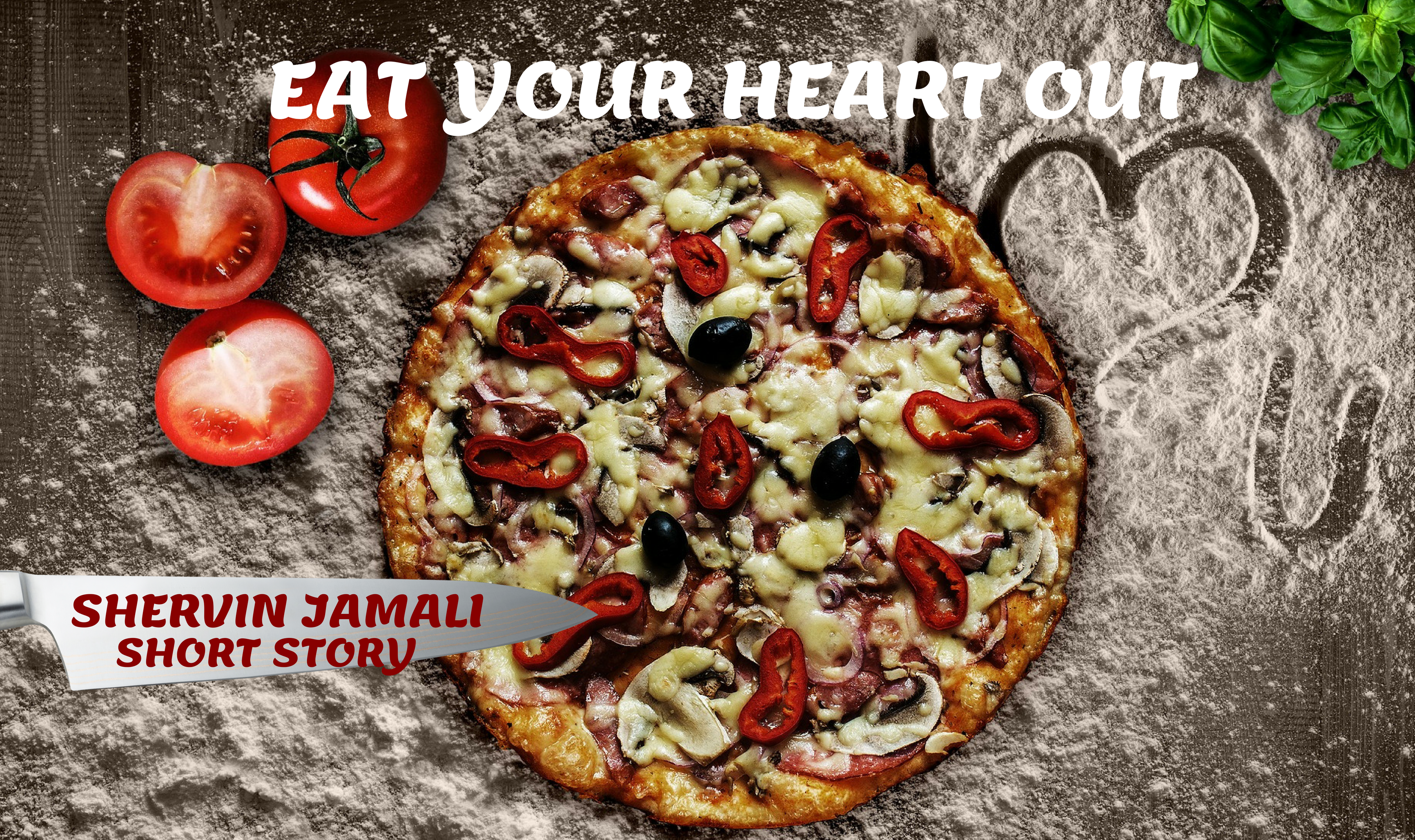 Eat Your Heart Out - Shervin Jamali - Short story Image