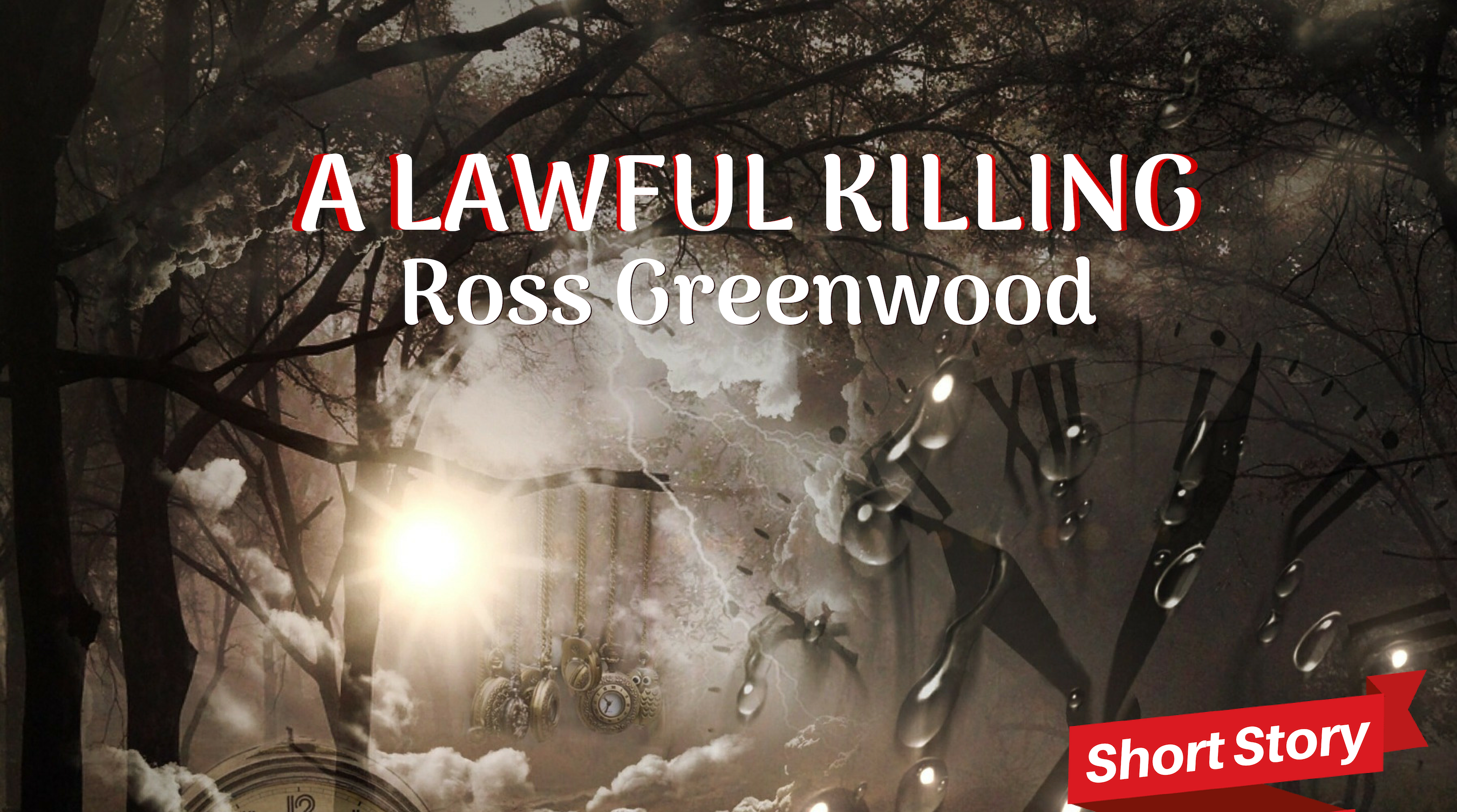A Lawful Killing - Ross Greenwood Short Story Image